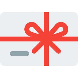 بطاقة الهدايا :